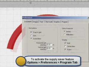 Brady MarkWare Software Saving Supplies Video