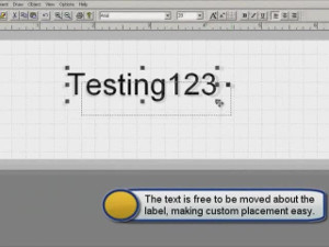 Brady MarkWare Software Text Formatting Video