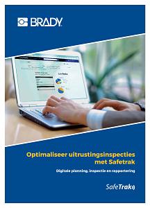 Brady Safetrak brochure - Dutch