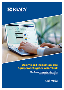 Brady Safetrak brochure - French