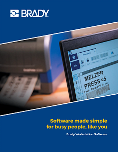 Brady Workstation Software Brochure