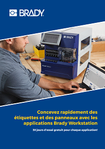 Brady Workstation Brochure - French