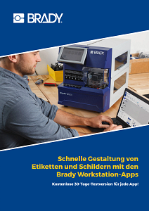 Brady Workstation Brochure - German