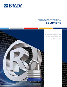 Brand Protection Solutions Brochure