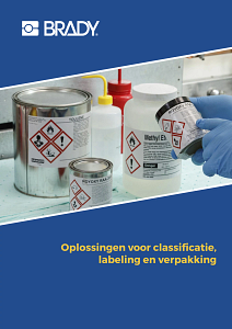 CLP-GHS Brochure - Dutch