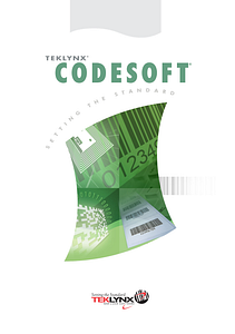 CodeSoft 2015 User Guide - English