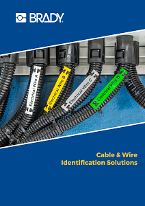 Cable & Wire ID Solutions Brochure - English