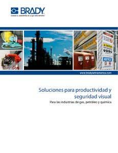 Soluciones de seguridad visual para la industria petroquímica