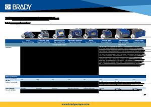 DIY Printers Comparison Guide - English