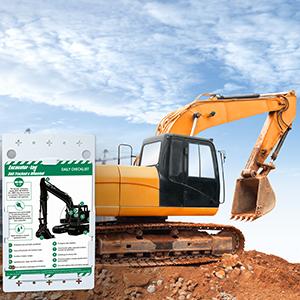 Excavator Tag
