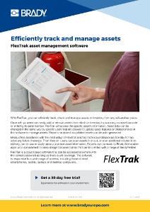 FlexTrak information sheet - English