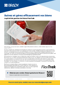 FlexTrak Information Sheet - French