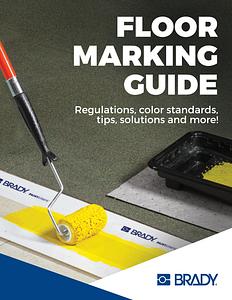 Floor Marking Guide – Color Standards & Best Practices
