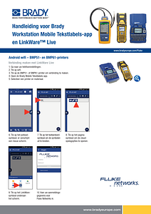 Fluke_Integration_Instruction_Guide_Android - Dutch