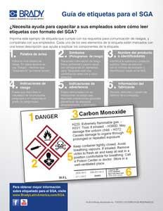 Guia de capacitación sobre etiquetas del SGA