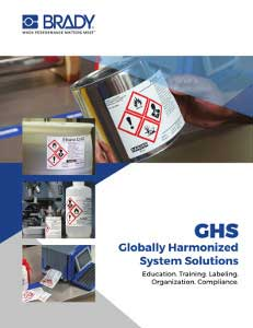 Globally Harmonized System Solutions Brochure