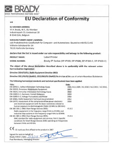 IP Series CE Document - English