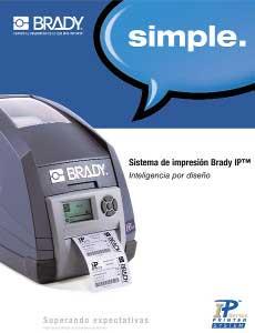 Impresora de transferencia térmica Brady IP