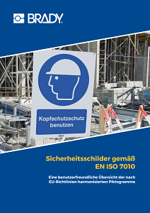 ISO Safety Signs Brochure - German