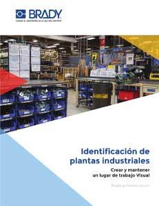 Folleto de soluciones para identificación en plantas industriales