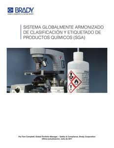 Introducción al Sistema Globalmente Armonizado (GHS)