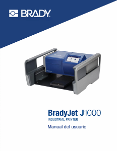 J1000 Manual de usuario