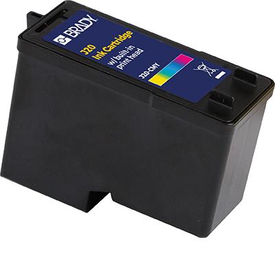 CMY pigment based ink cartridge for J2000 Printer