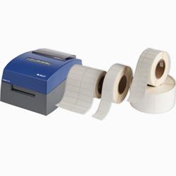 Étiquettes et rubans pour imprimanteBradyJetJ2000