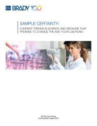 Lab Sample Certainty Whitepaper - English