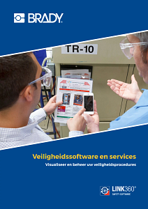 Link360 Safety Software & Services Brochure - Dutch