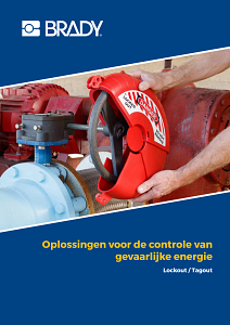 Lockout Tagout Catalogue - Dutch
