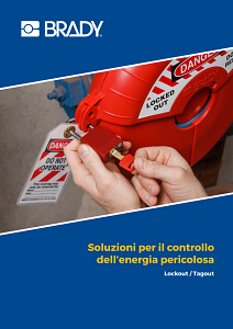 Lockout/Tagout Catalogue - Italian