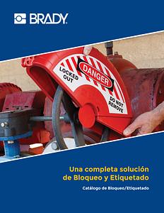 Catálogo de soluciones para Bloqueo y Etiquetado