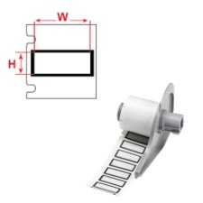 BMP71 Label Printer Labels-M71-24-423-BK