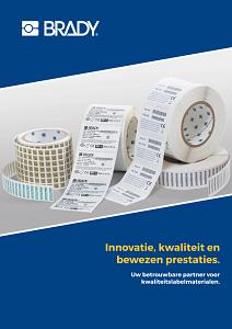 Brady Materials Overview Brochure - Dutch