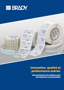 Materials Overview Brochure in French