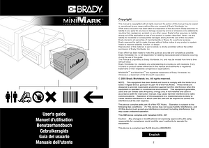 MiniMark User Manual - MULTI