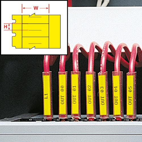 DuraSleeve Einschübe aus Vinyl für TLS2200 & TLSPC LINK-PTDSU-15-7597-YL