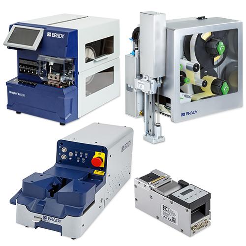 Imprimantes avec Applicateurs / Spécialité