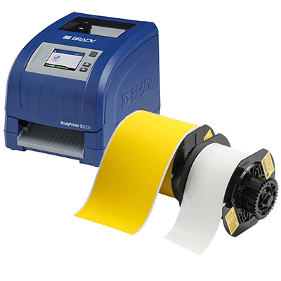 S3000-labels en -tapes