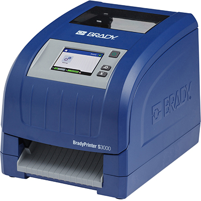 BradyPrinter S3000 Sign & Label Printer