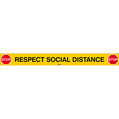 Social Distancing Floor Marking