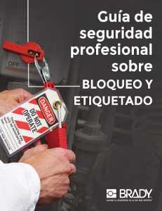 Guía sobre Bloqueo - Etiquetado para profesionales de seguridad