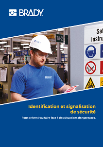 Safety Signs catalogue - French for France