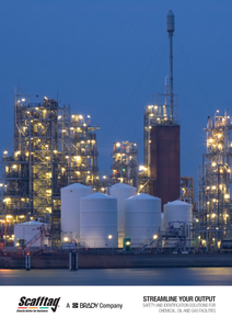 Streamline your output Safety and identification solutions for chemical, oil and gas facilities