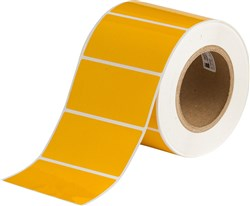 Polyester labels for thermal transfer printers. Please Note: This material is UL approved with its respective ribbon.  See the Recommended Ribbon Series for the appropriate ribbon to use.