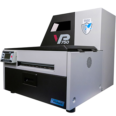 VP750 digital colour label printer