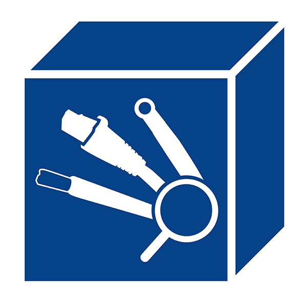 For creating wire and cable labels, the Wire Identification Suite includes the right mix of Brady Workstation apps. It allows you to easily create single line labels, labels with wrapping text, and the serialization and importing of data without having to worry about alignment. If you are labeling or wrapping wires and cables, this is the suite for you!