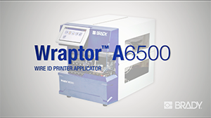 Wraptor A6500 Overview