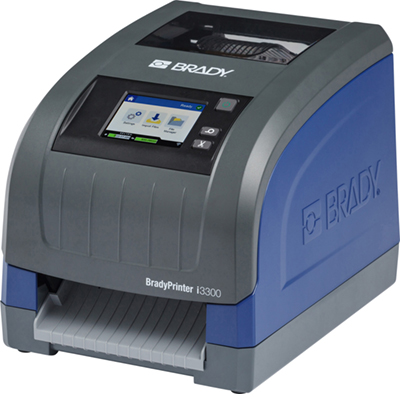 Industrial desktop label printers - Brady UK